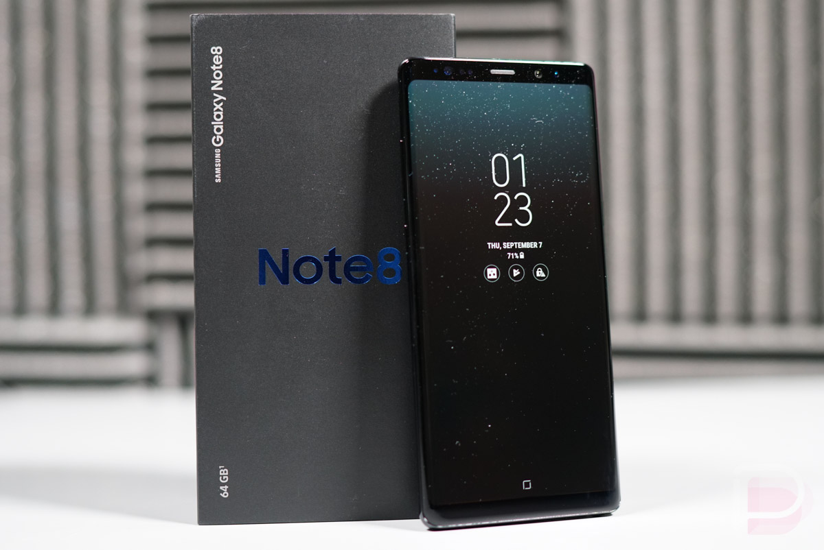 Galaxy Note 8 Unboxing! What's in the Box This Year?