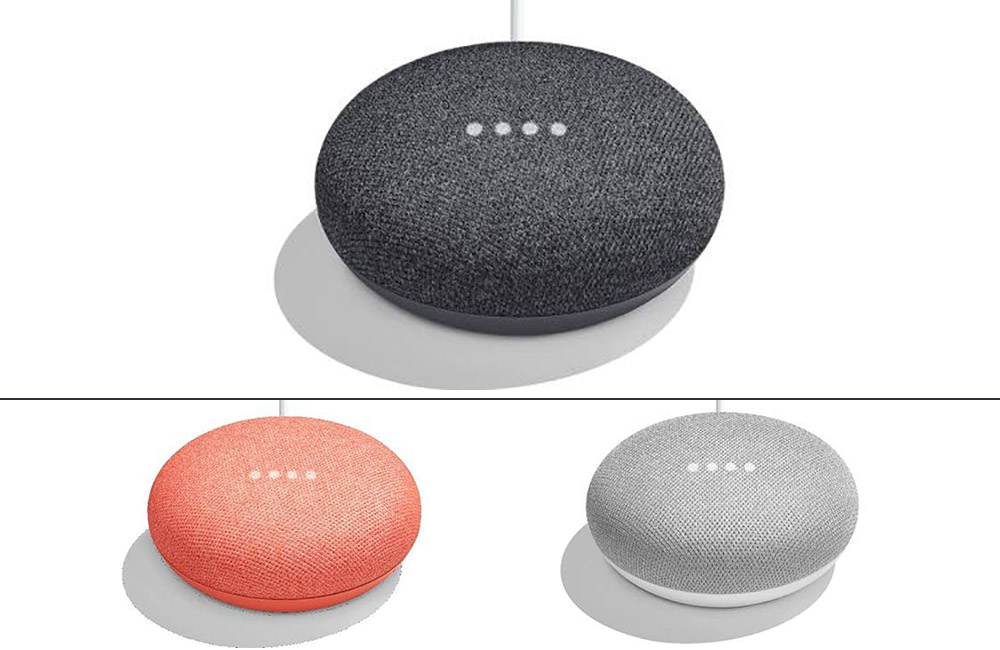 Here Is The Google Home Mini The Smaller 49 Google Home