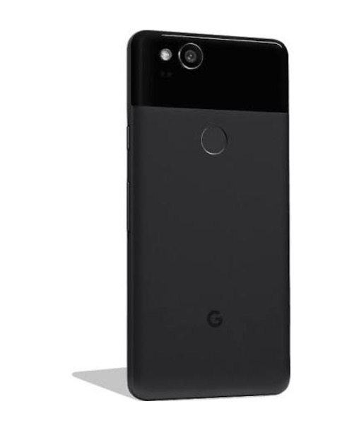 pixel 2 just black