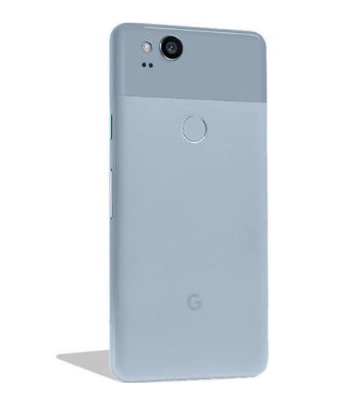 pixel 2 kinda blue
