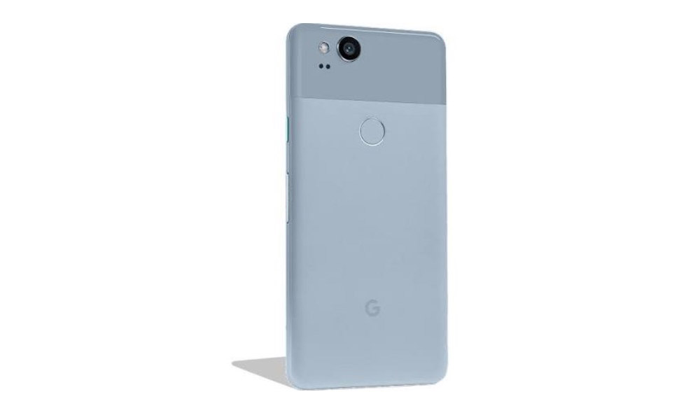 Here Is The Pixel 2 In Quot Kinda Blue Quot White And Black