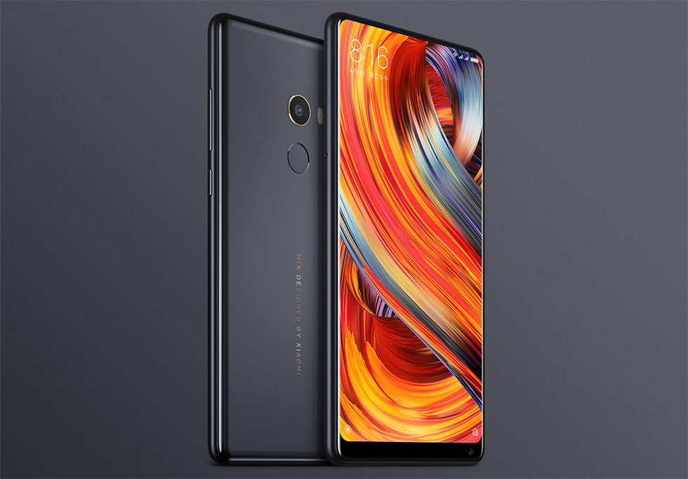 xiaomi mi mix 2 is official and so hot droid life