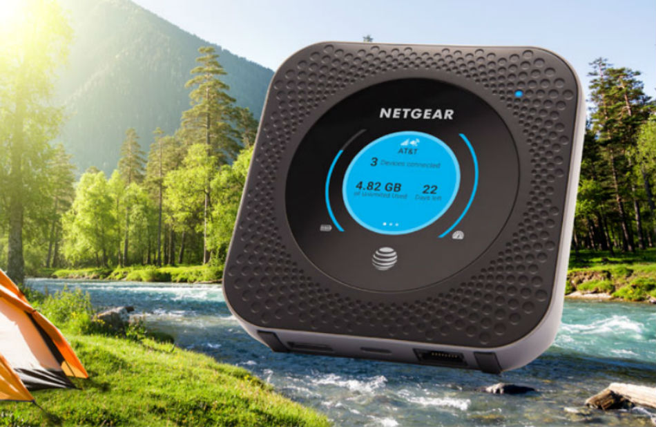 Nighthawk Mobile Hotspot Router Available at AT&T, Capable of 5G