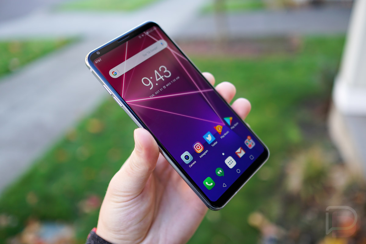 LG V30 Review – Droid Life
