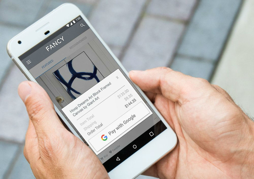 Pay With Google Now an Option For Mobile Users on Chrome and in