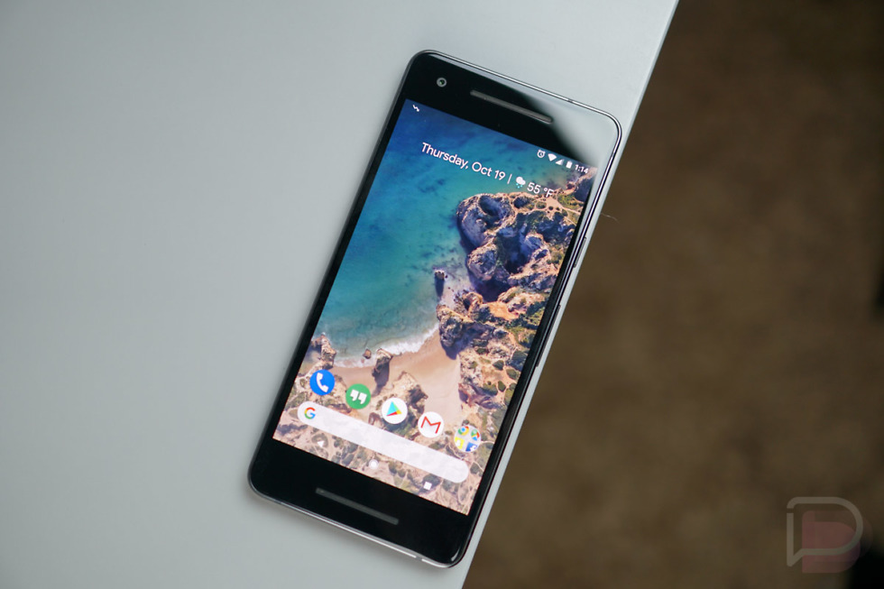 Pixel 2's Weird Clicking Will be Fixed With Update