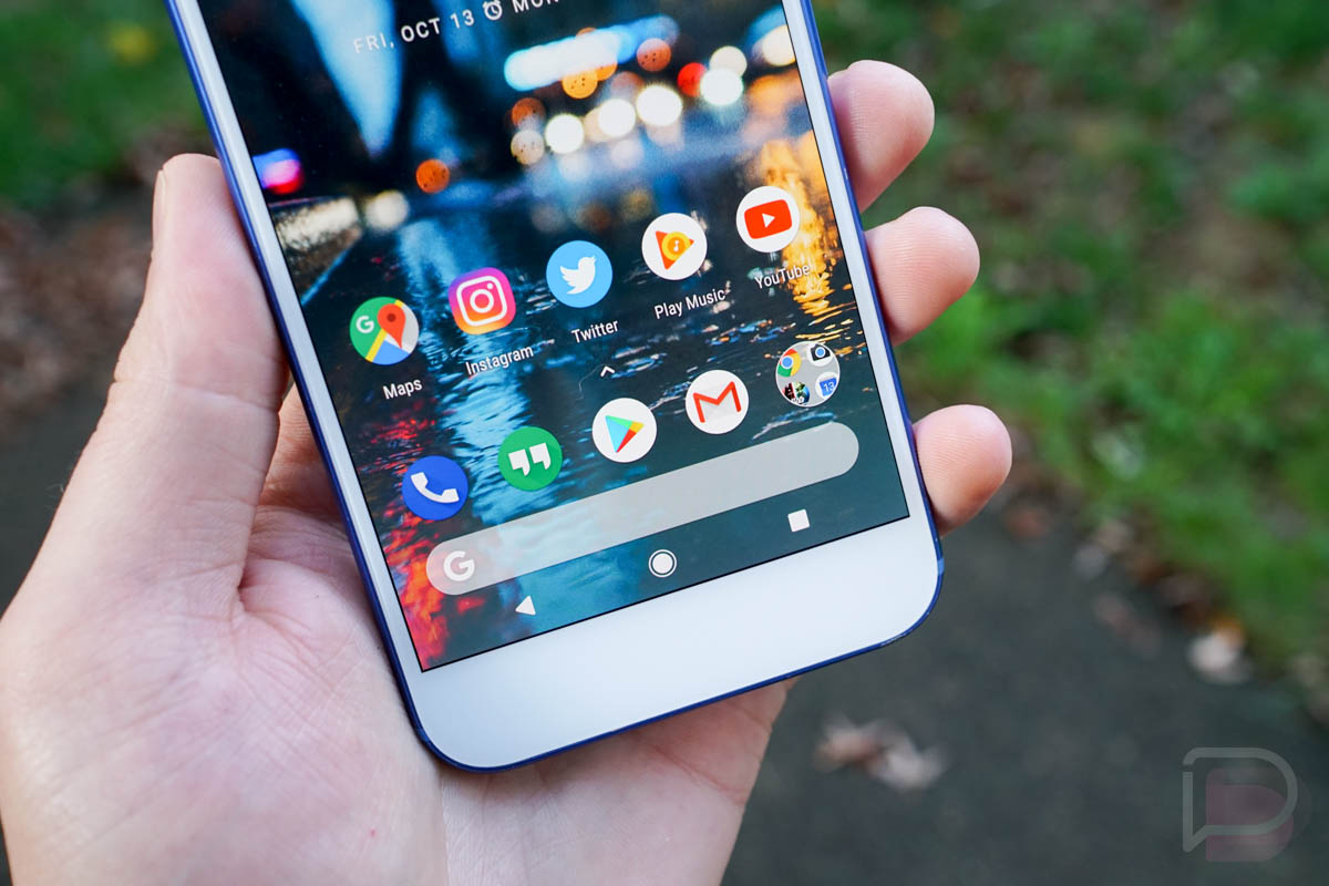 Google Pixel 2 is missing this awesome original Pixel feature