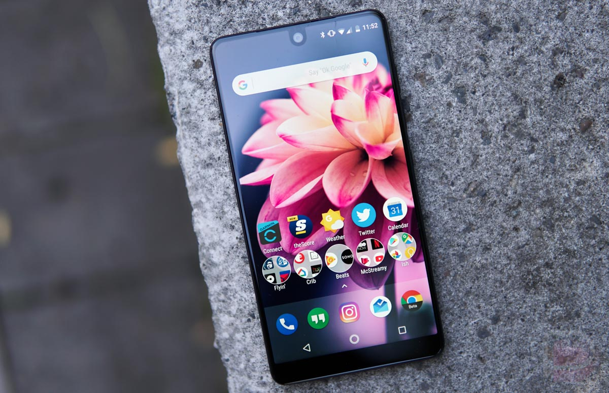 Essential Phone Grabs New Update With January Security Patch