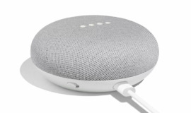 google home mini chalk plug