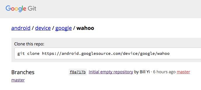google wahoo device