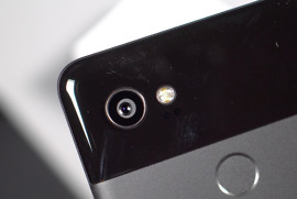 pixel 2 camera pixel visual core