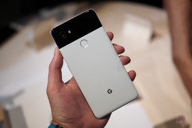 pixel 2 xl first look