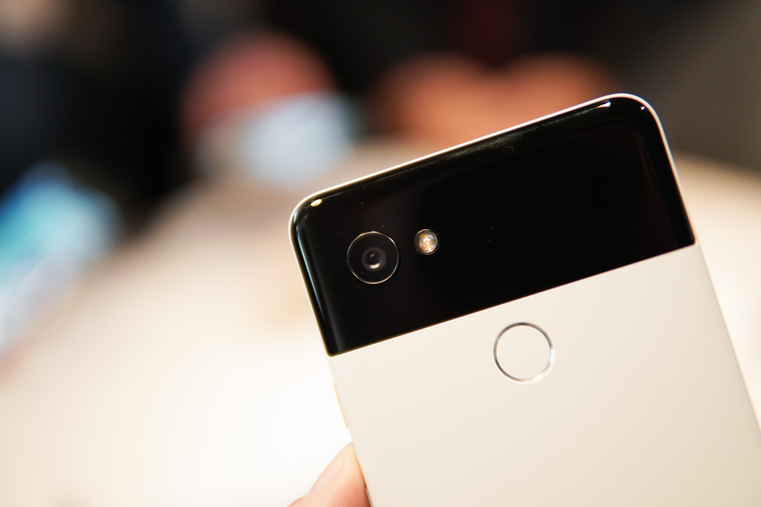 Pixel 2 Phones Use eSIM, so They Won't Even Need a SIM on