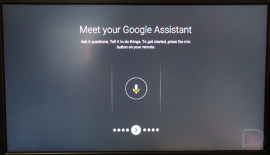 GOOGLE ASSISTANT NEXUS PLAYER