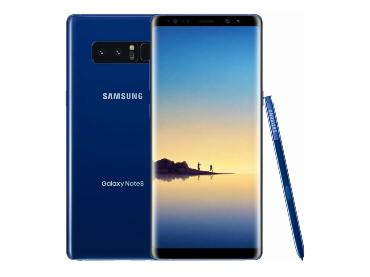 galaxy note 8 in deepsea blue available november 16 in the. Black Bedroom Furniture Sets. Home Design Ideas