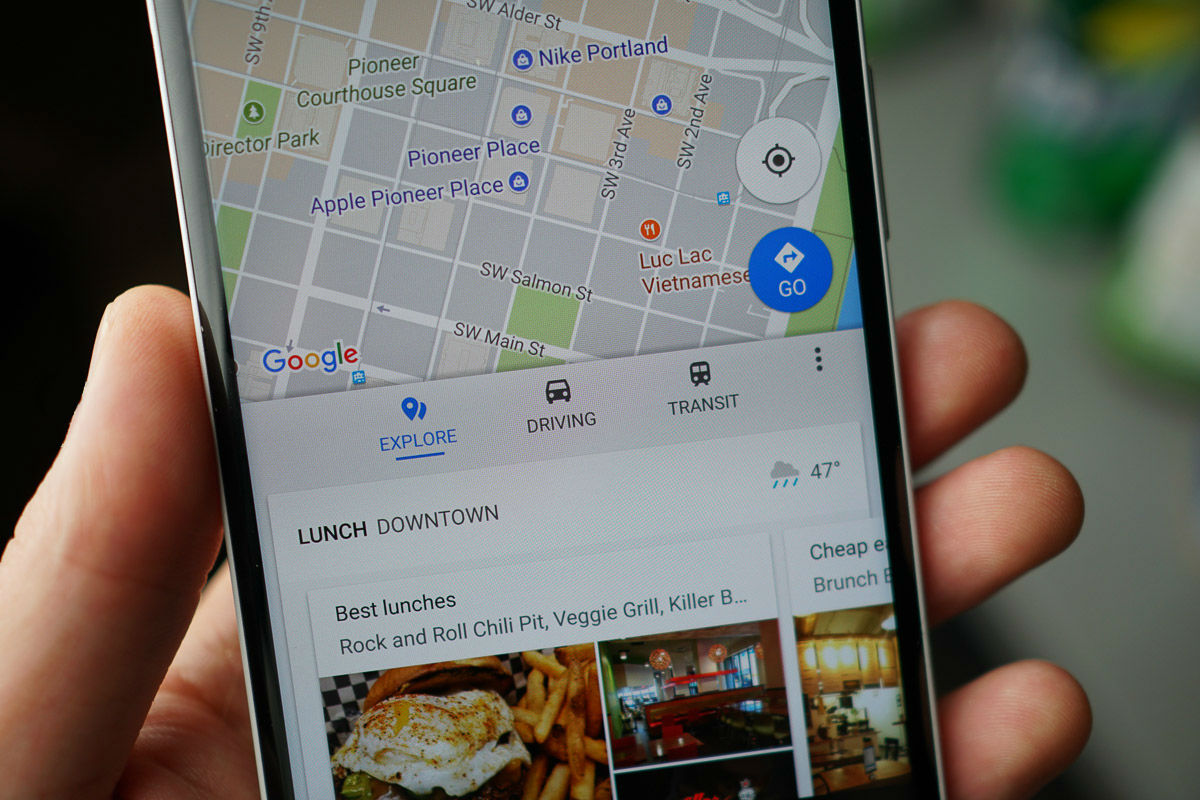 Bwoop Bwoop: Google Maps Users Spotting Icons and Audible Alerts...