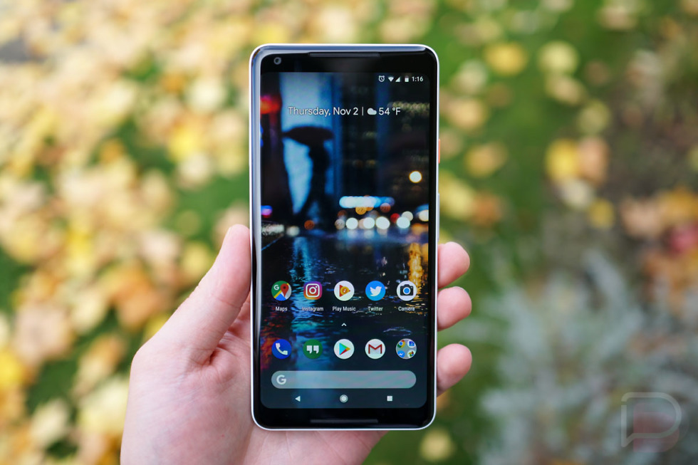 All Unlocked Pixel 2, 2 XL Models Appear to be Back In-Stock