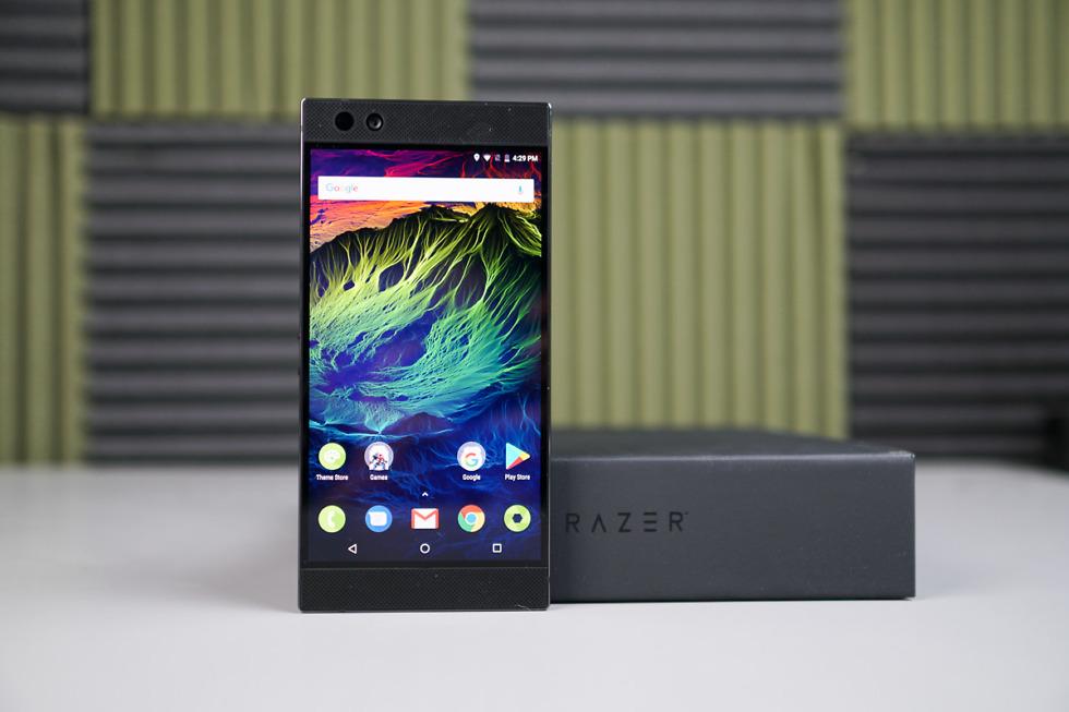 Razer Phone 2 to be Unveiled October 10