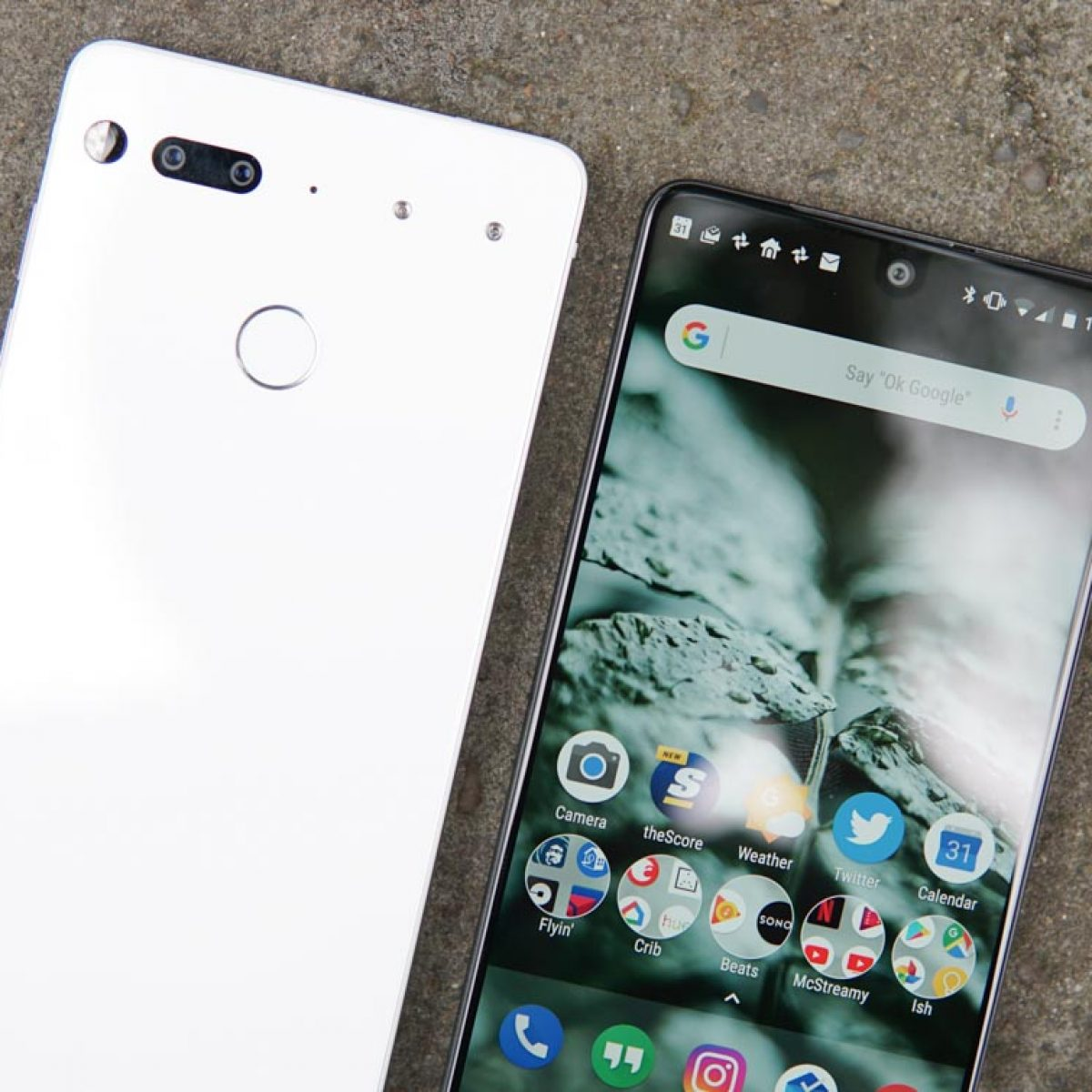 You Can Sideload An Oreo Beta To The Essential Phone Right Now