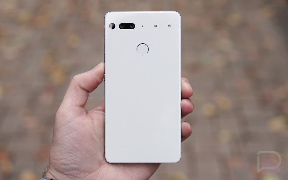essential phone re-review