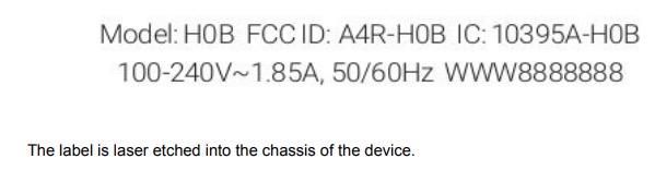 google home max fcc