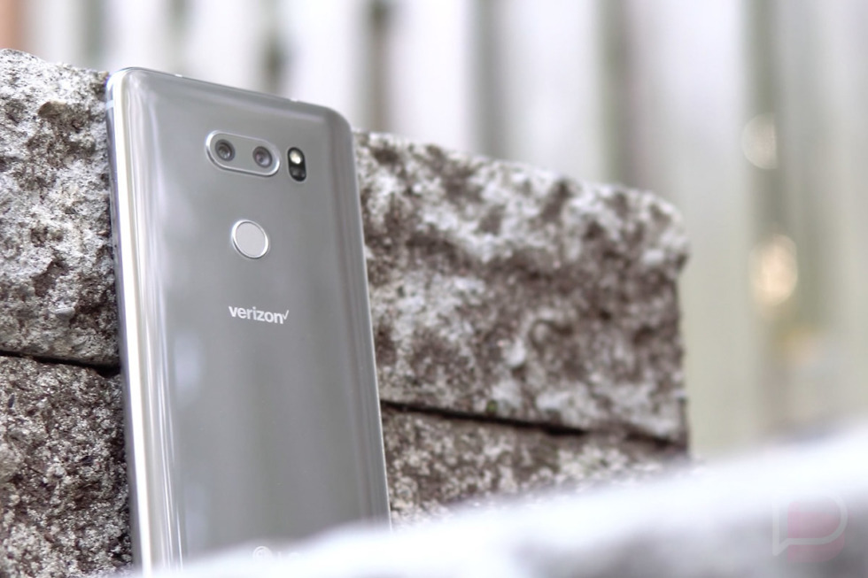 Verizon LG V30 Becomes V30 ThinQ With Update Today, Gets ...