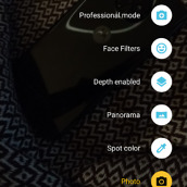 moto x4 camera software