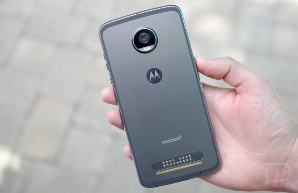 moto z2 play update