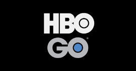 Logo for HBO GO