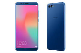 Honor View 10 Front and Back