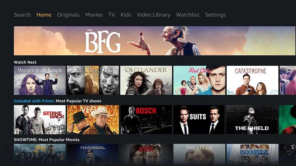 Amazon Video Android Tv