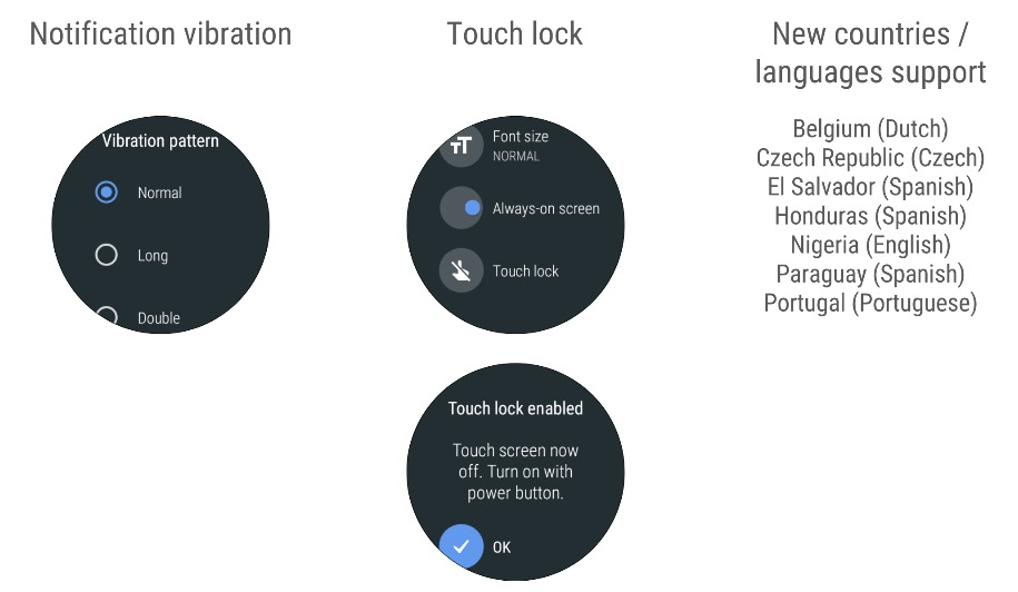 android wear android oreo update