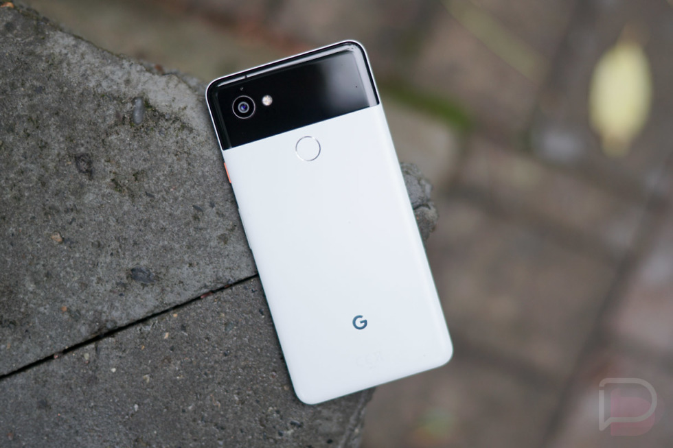 Pixel 2 Beats iPhone X, Galaxy Note 8, and LG V30 in LTE