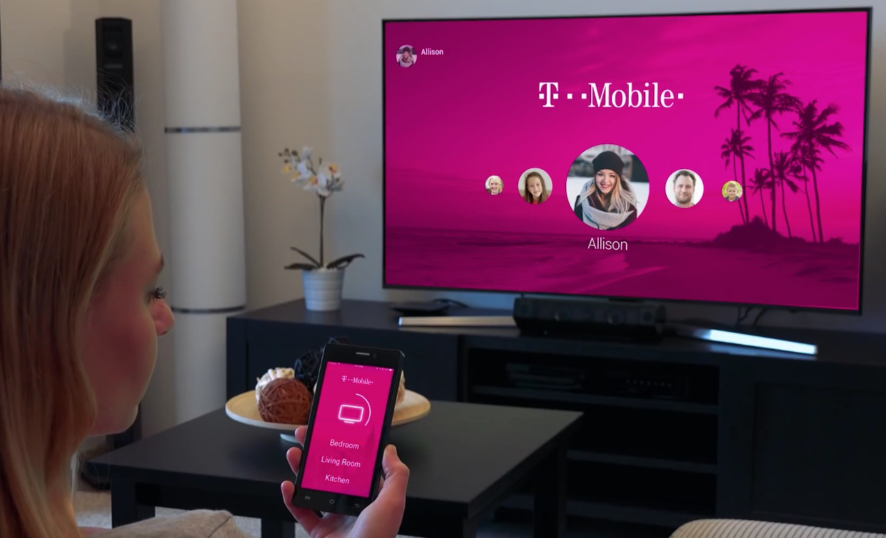Mobile gets into paid TV market
