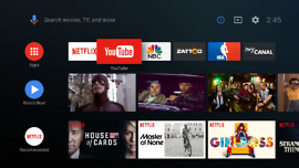 android tv oreo