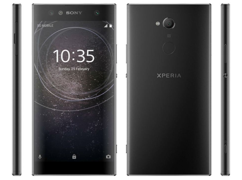 Xperia XA2 Ultra from Sony