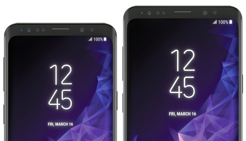 galaxy s9 first look