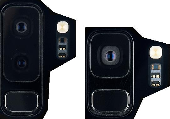 galaxy s9 rear cameras