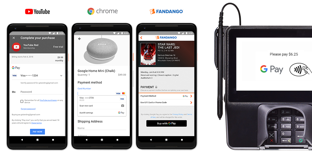 Google combines Android Pay and Google Wallet; Tez unaffected