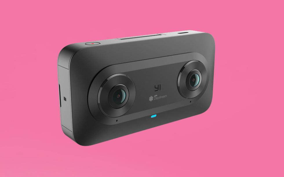 google vr180 yi camera