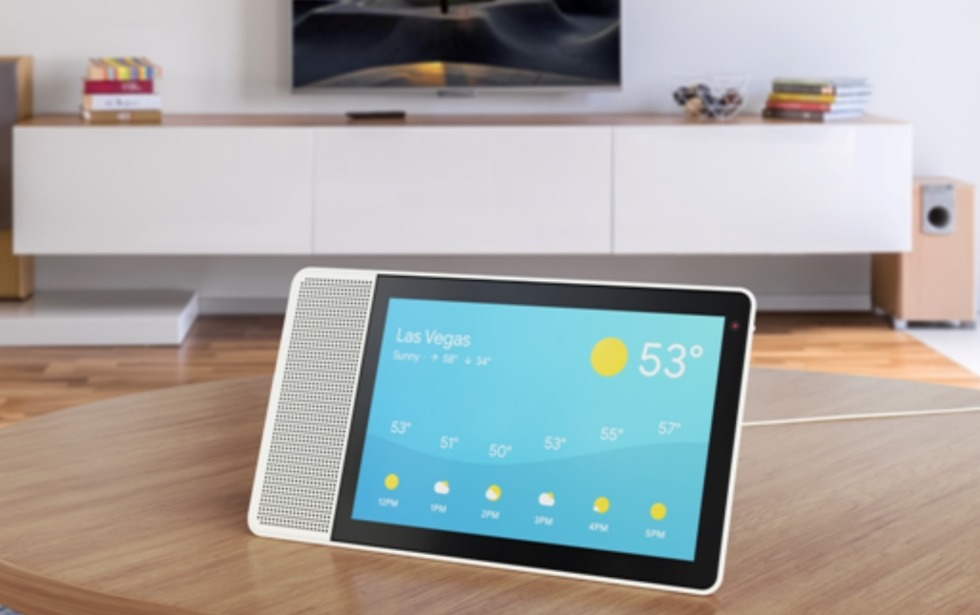 best of ces lenovo smart display googlel assistant