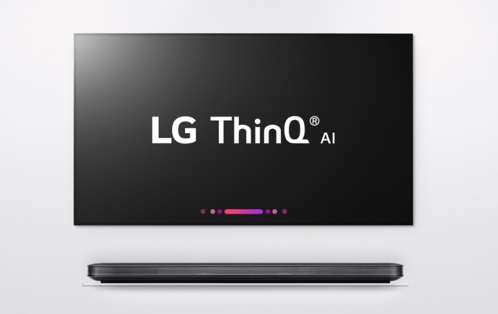 lg google assistant tv