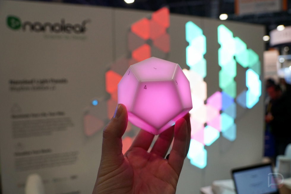nanoleaf remote best of ces