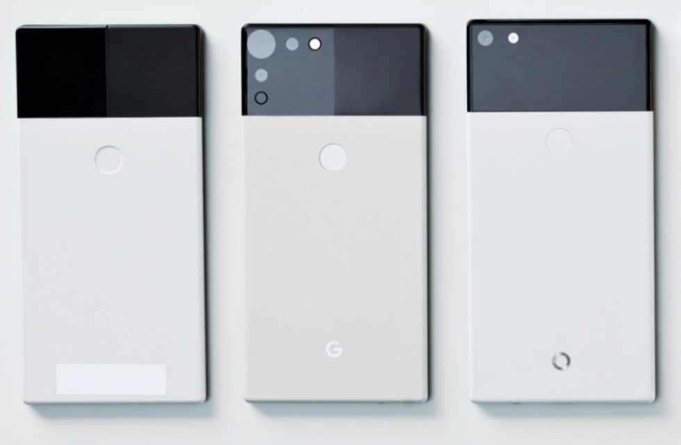 pixel 2 xl prototypes