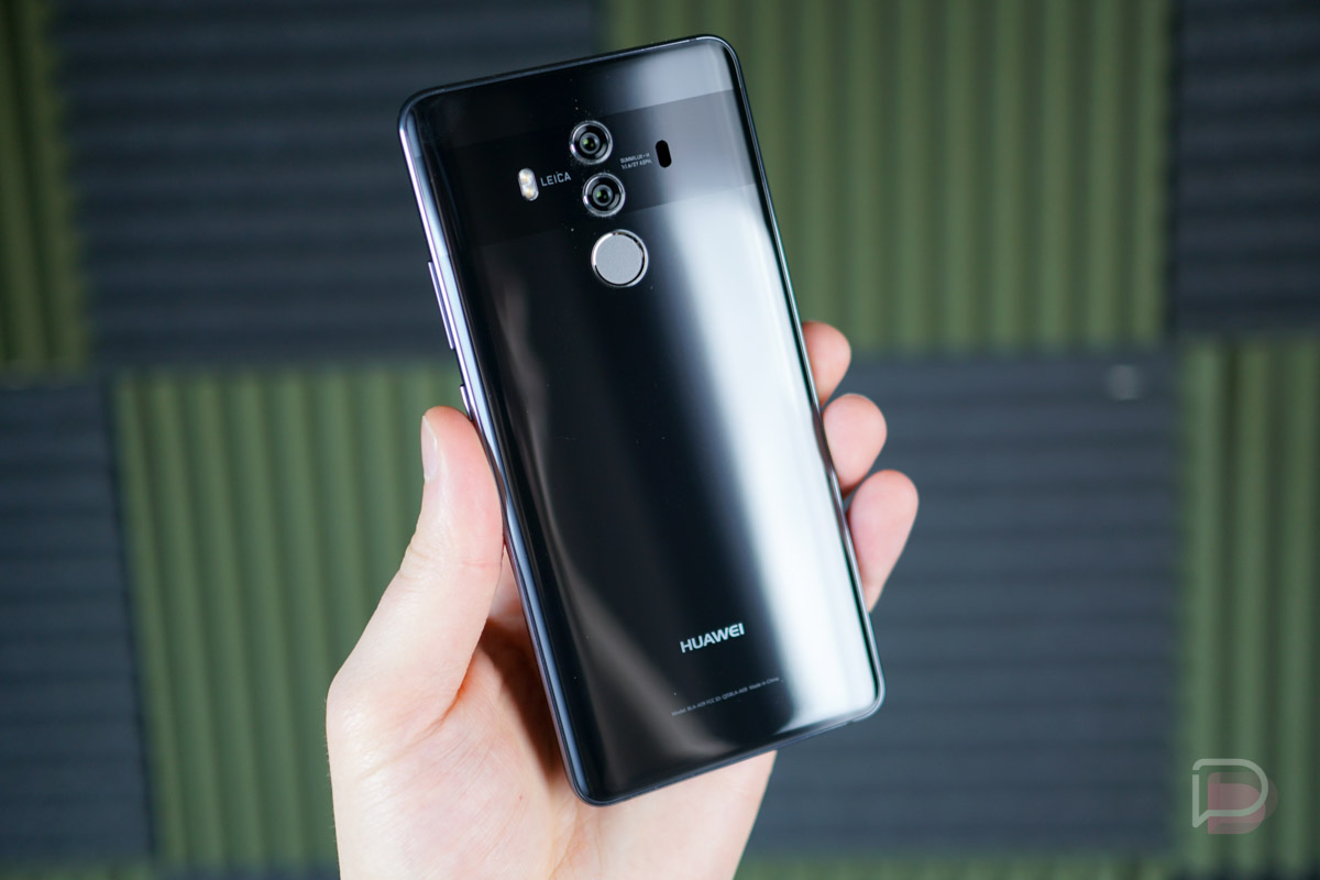 GIVEAWAY: Win 1 of 2 Huawei Mate 10 Pro Phones From Droid