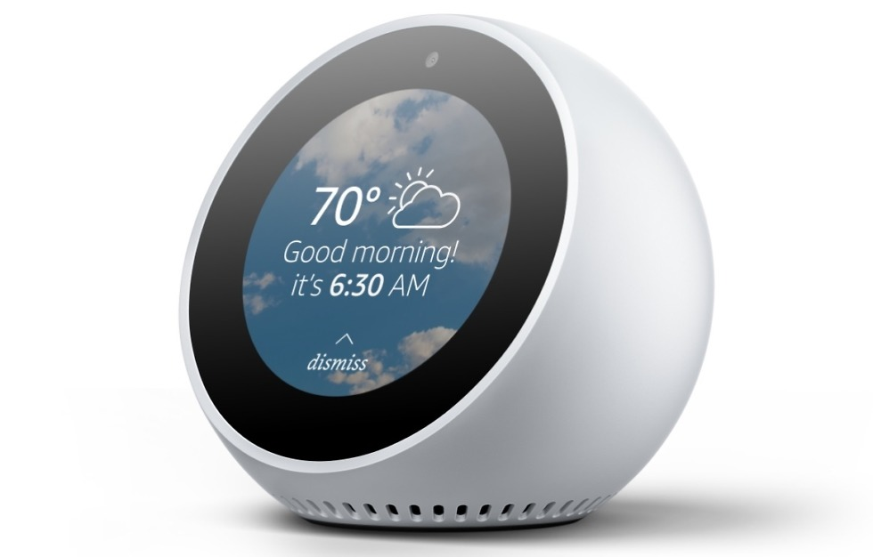 amazon echo spot deal