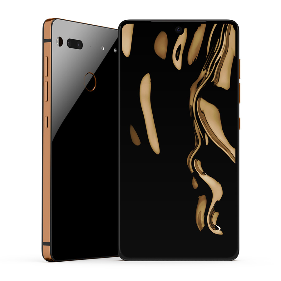 essential copper black