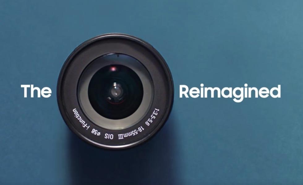 galaxy s9 camera reimagined