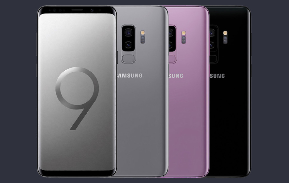 galaxy s9 plus all colors