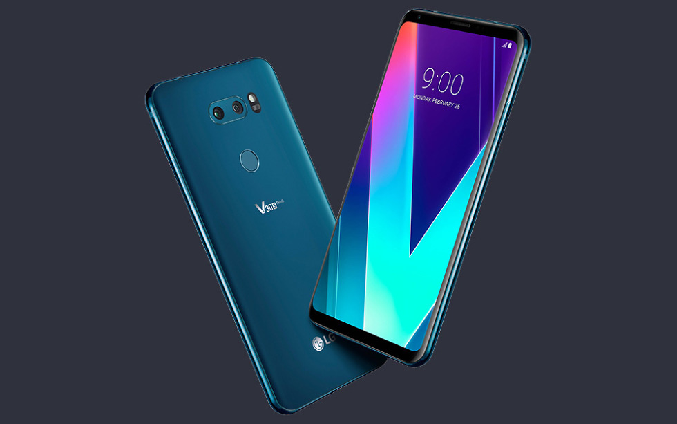 LG's V30S ThinQ is Official, and Guys, It has AI – Droid Life